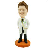 custom made bobblehead doctor