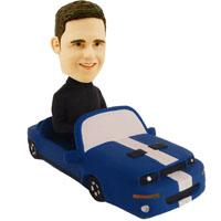 Fun Car Custom Bobbleheads