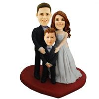 custom bobblehead wedding 24