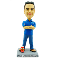 custom made bobblehead casual 02