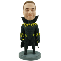 custom made bobblehead superhero