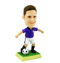 Soccer Custom Bobble Head