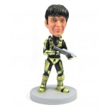 custom future cop bobblehead