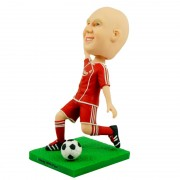 Liverpool fans personalised bobblehead