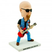 Very Dedicated Bass Guitar Player custom bobblehead