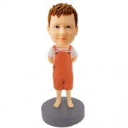 custom bobblehead child