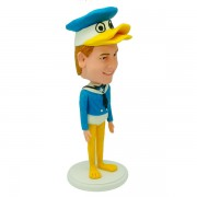 custom donna duck man bobblehead