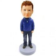 custom kid bobblehead doll