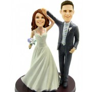 dancing wedding bobblehead