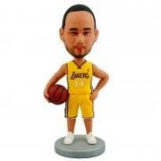 personalised basketball player bobblehead