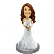 Customized Bridesmaid Bobble Head #02