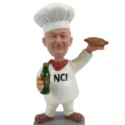 personalised chef bobbleheads