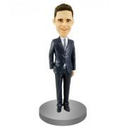 General Manager Custom Bobblehead