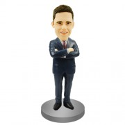 Wonderful Groomsman Bobble Head #13