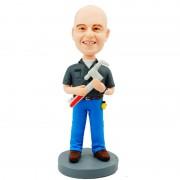 repair man custom bobblehead