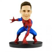 Personalized Spiderman Bobble Head