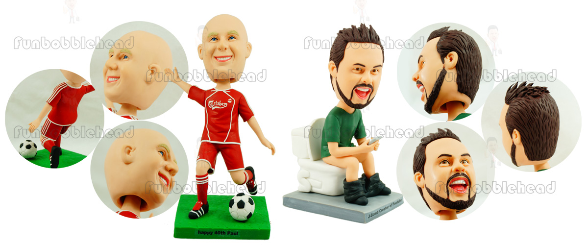 art works of bobble head 31