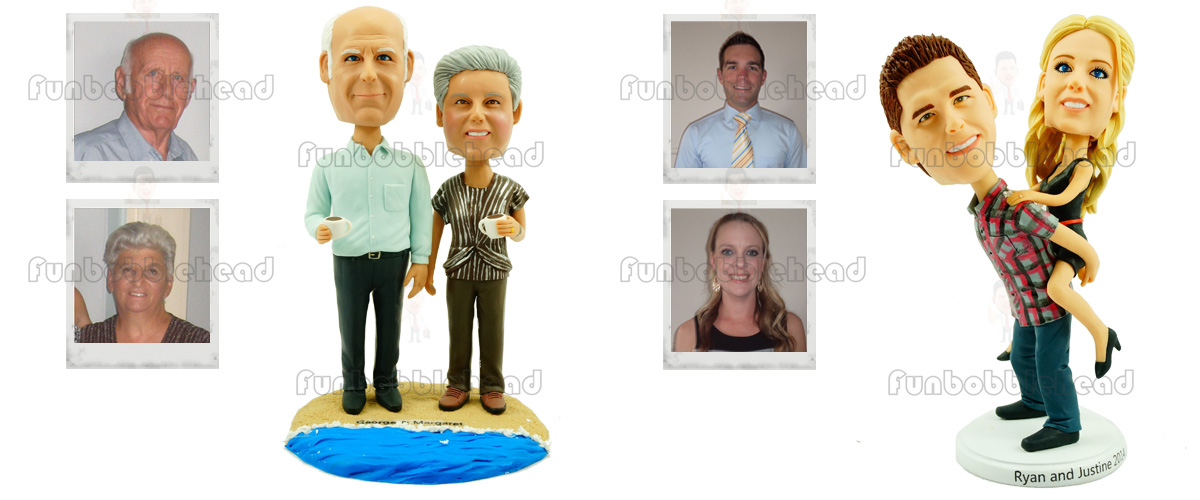 art works of bobble head 34