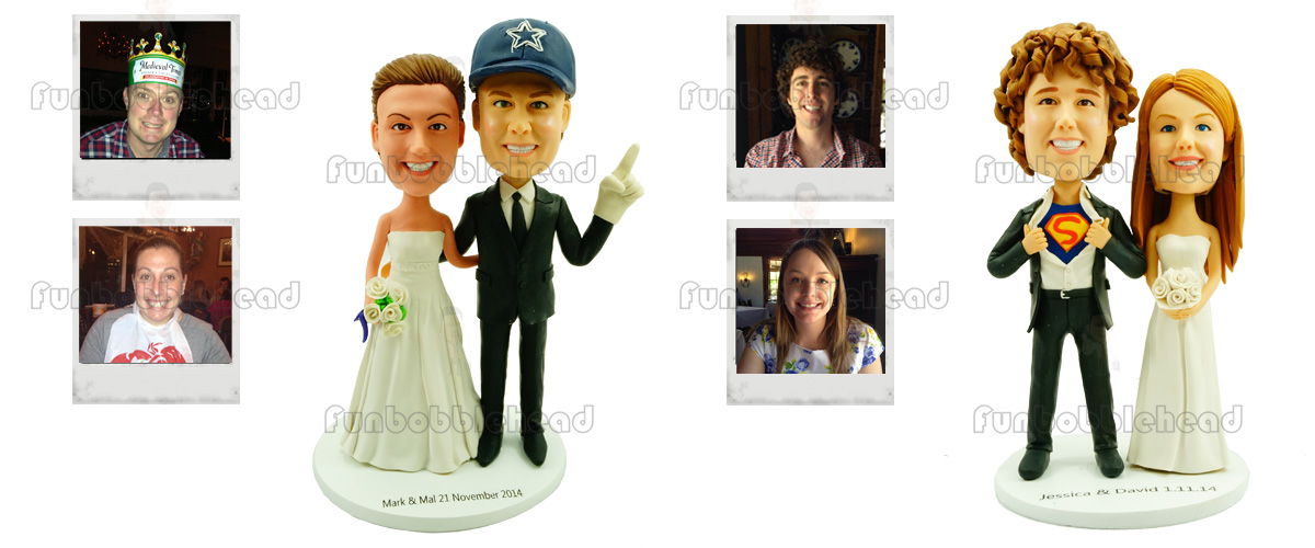 art works of bobble head 35