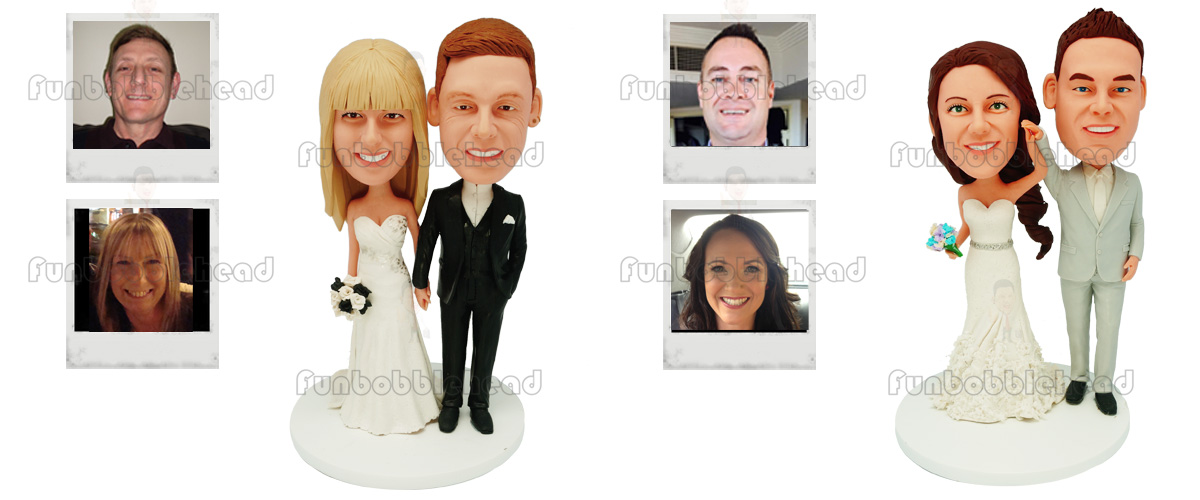 art works of bobble head 39