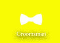 Custom Bobbleheads Groomsmen