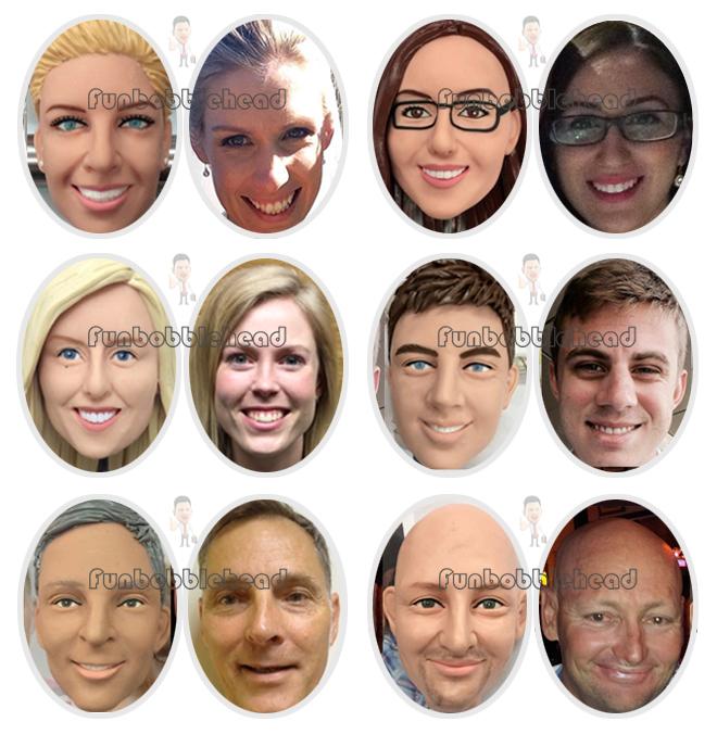 custom bobblehead high likeness